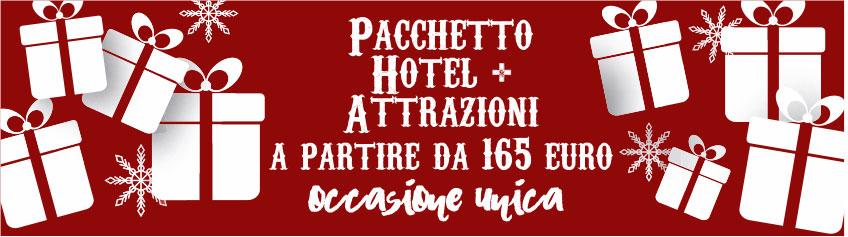 Pacchetto Hotel + attrazioni a partire da 165 € - Montecatini Eventi