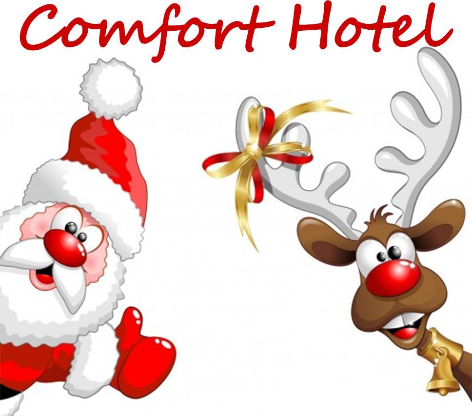 COMFORT HOTEL BABBO NATALE E RENNA 4 | CITTA' DEL NATALE 2018 Montecatini Eventi