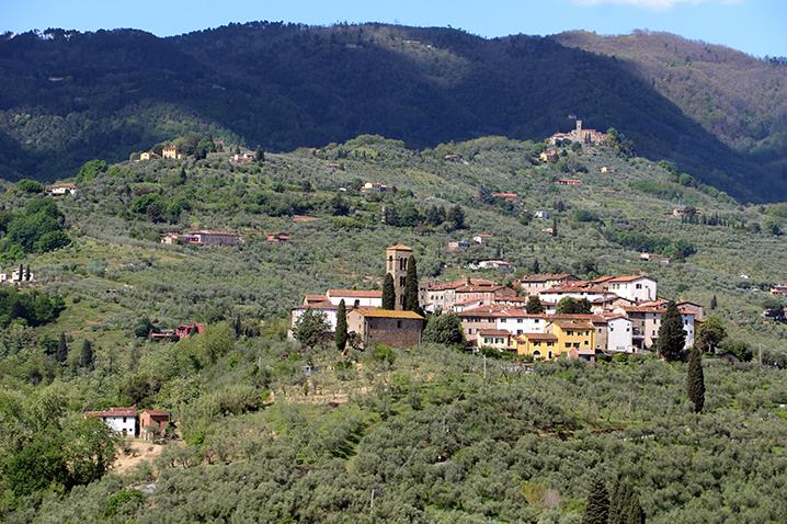 Trekking tra Borghi e Castelli