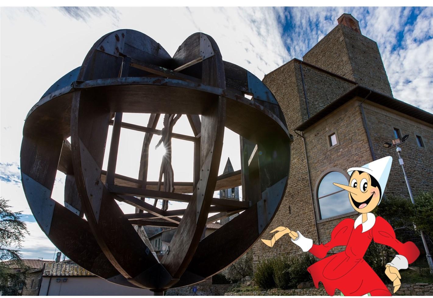 Dal Genio di Leonardo alle Avventure di Pinocchio