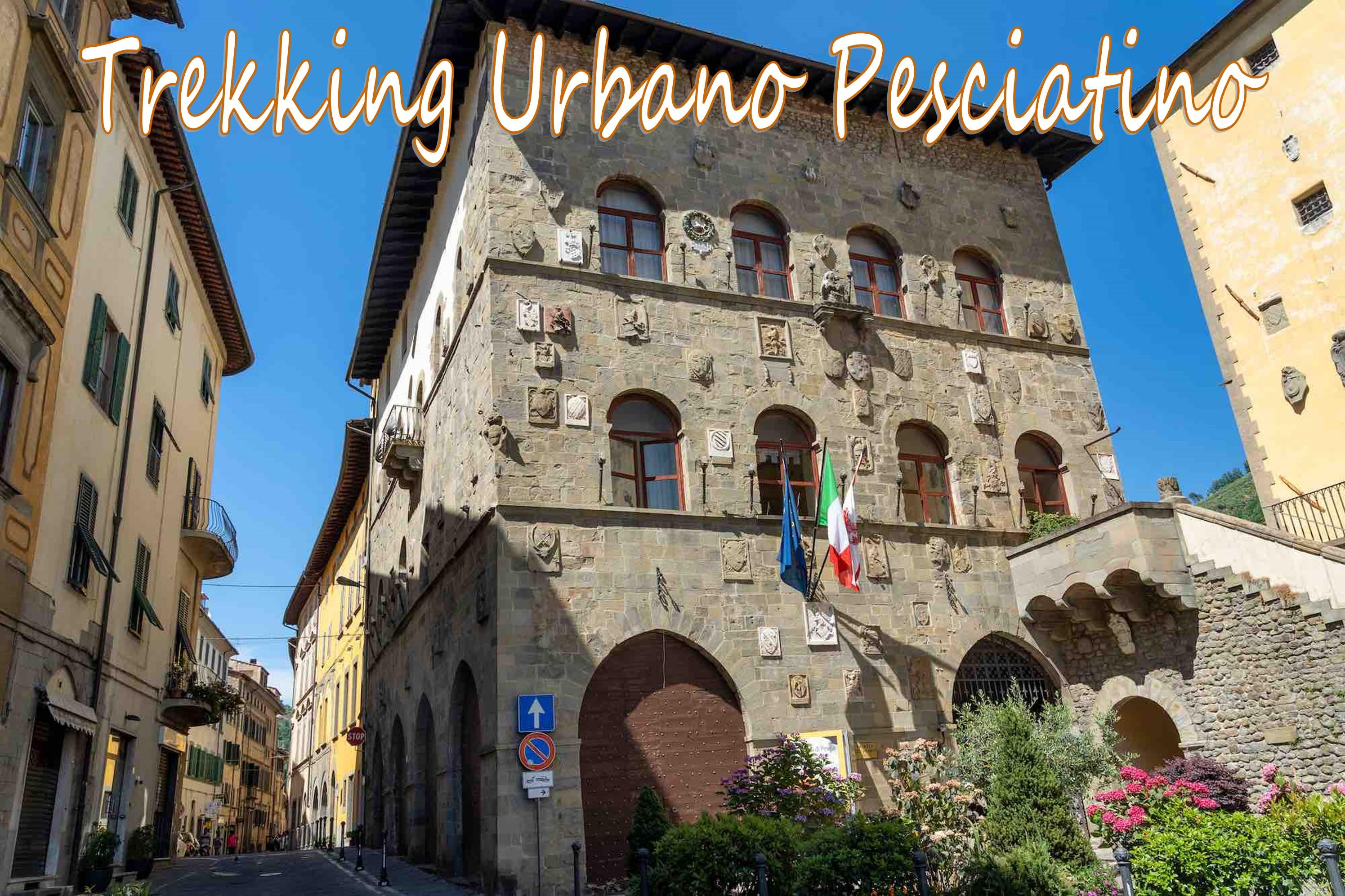 Trekking Urbano Pesciatino