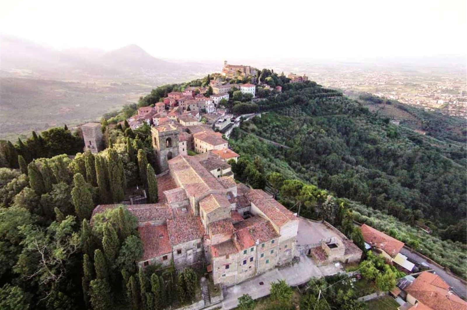 Oliveti e Colli di Valdinievole, il Poggio alla Guardia